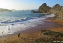 playa de Portio, que ver en Cantabria