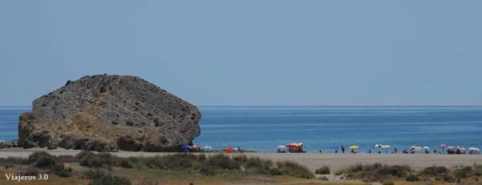 Playa de Monsul, las mejores playas de Cabo de Gata