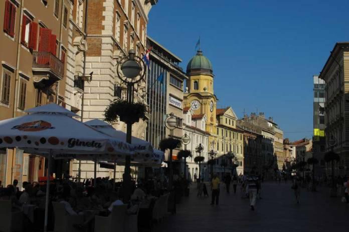 Rijeka, ruta por Croacia y Eslovenia