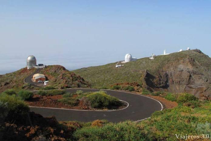 Observatorio del Roque de los Muchachos en La Palma