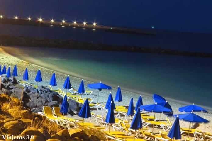 playa Dorada en Playa Blanca, Lanzarote