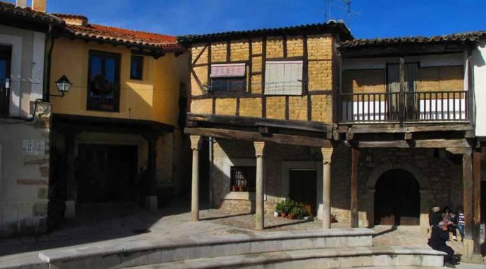 Cuacos de Yuste, pueblos de la comarca de la Vera