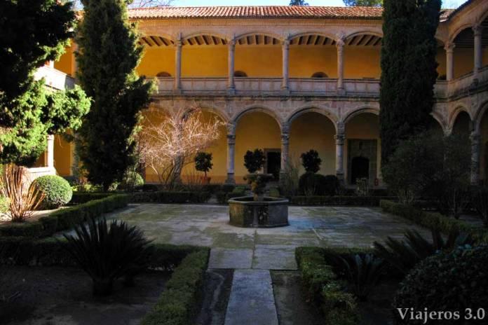 claustro de Monasterio de Yuste