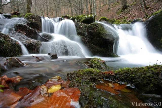 de Tres Aguas al Pozo Negro en Burgos, senderismo