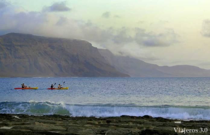 cómo ir a la isla de La Graciosa desde Lanzarote