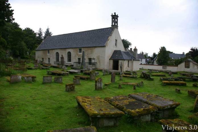 Cromarty en ruta por las Highlands en Escocia