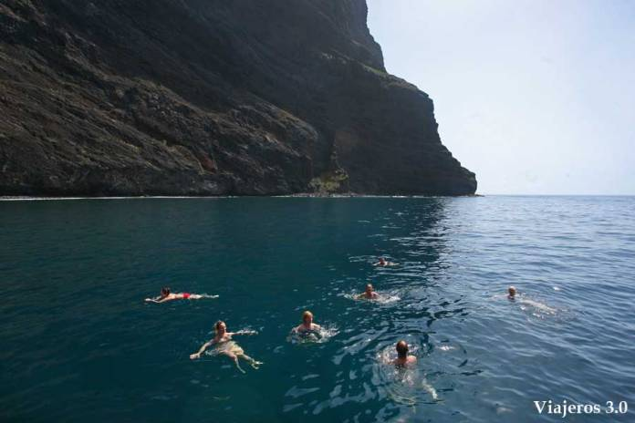 Acantilado de los Gigantes, qué ver y qué hacer en Tenerife