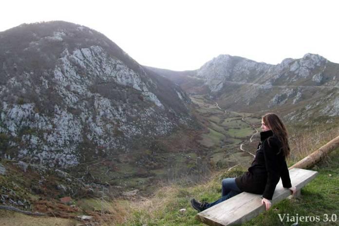 Rebeca, Viajeros 3.0 en Picos de Europa