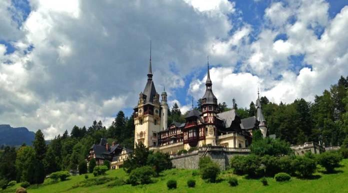castillo de Peles, una semana en Rumanía