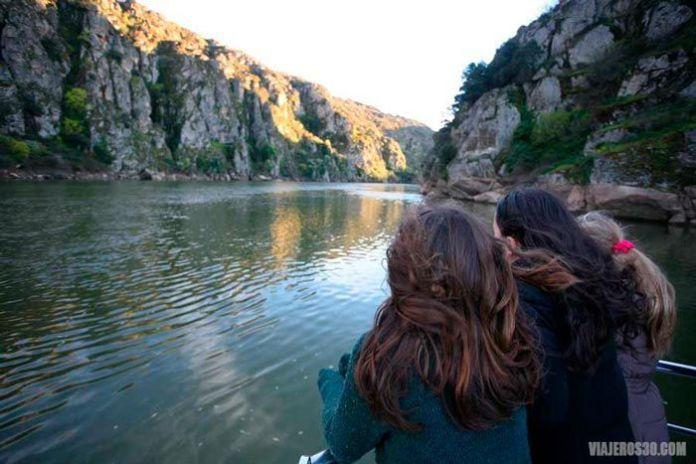 crucero cañón del Duero