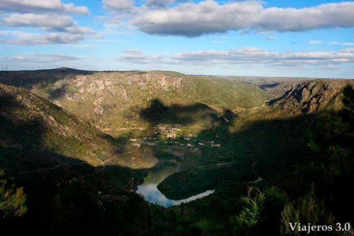 mirador da Cruzinha, qué ver en los Arribes del Duero