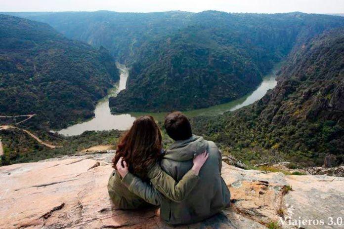 mirador de Picote, qué ver en los Arribes del Duero