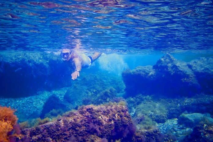 submarinismo y snorkel en Las Canarias