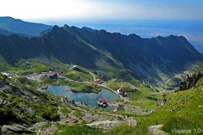 Qué ver en Rumanía: el lago Balea y la carretera Transfagarasan