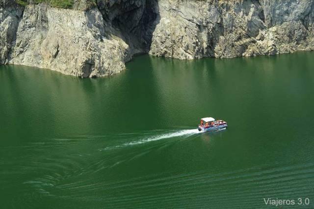lago Vidraru, qué ver en la carretera Transfagarasan