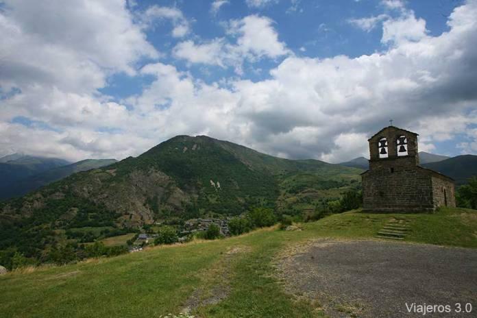 Sant Quirc de Durro, iglesias románicas de La Vall de Boí