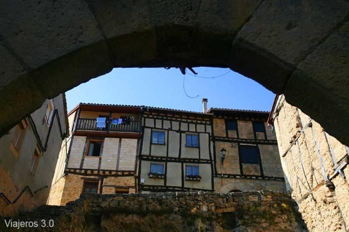 Frías: los pueblos más bonitos de Burgos