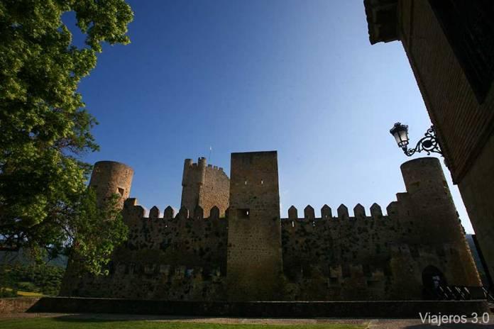 Castillo de Los Velasco en Frías