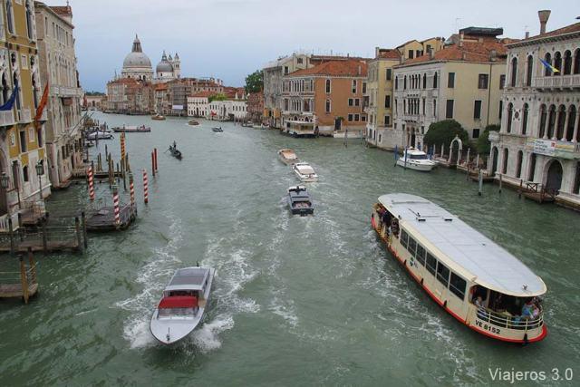 Gran Canal, qué ver en Venecia