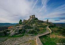 Castillo de Trevejo, qué ver en la Sierra de Gata