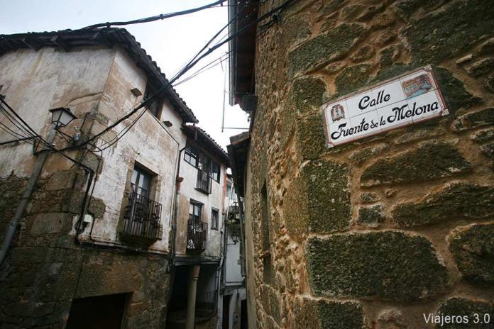 Gata, pueblos de la Sierra de Gata