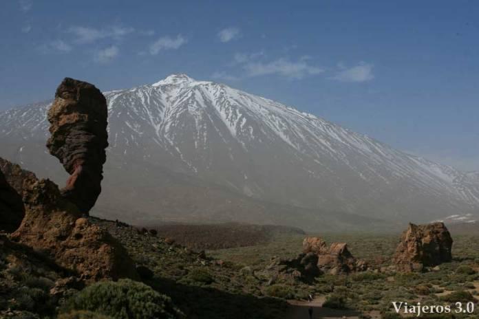 miradores, qué ver en el Teide
