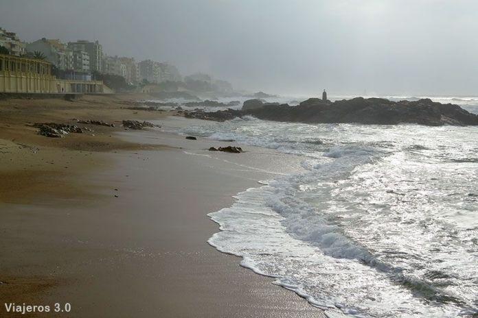 Que hacer y que ver en Oporto: playas Foz do Douro