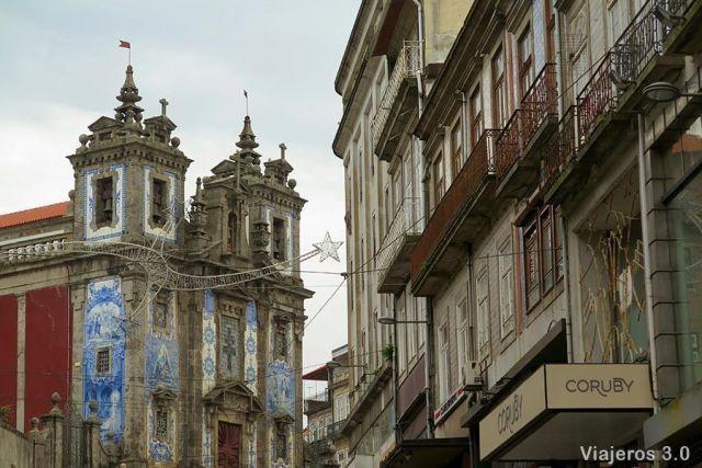 Iglesia de San Ildefonso, 2 días en Oporto