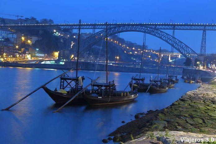 puente de don Luis I, qué ver en Oporto en 2 días
