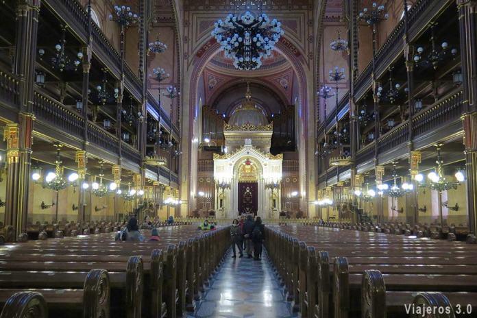 Gran Sinagoga, qué ver en Budapest