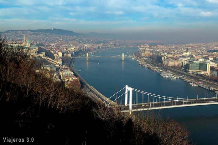 mirador de la Ciudadela, qué hacer y qué ver en Budapest