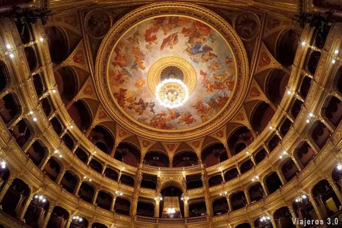 Ópera de Budapest, qué ver en Budapest en 3 días