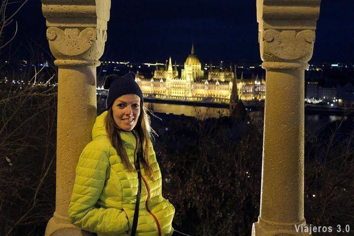 Parlamento de Budapest desde el Bastión de los Pescadores