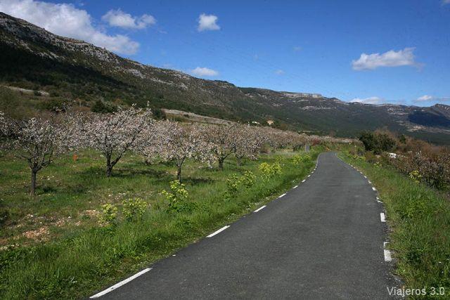 carreteras en Valle de las Caderechas