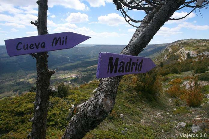 senderismo Valle de Caderechas
