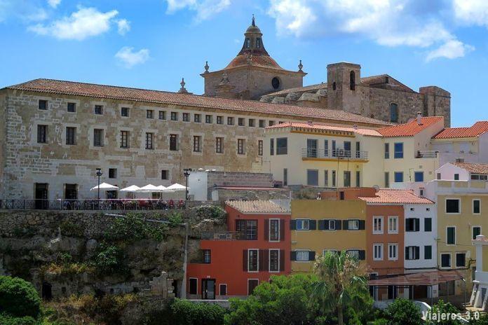 Mahón, qué hacer y qué ver en Menorca