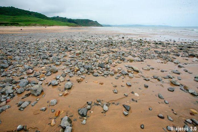 Playa de la Vega, las mejores playas y pueblos de Asturias