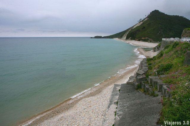 Playa de San Antolín, las mejores playas y pueblos de Asturias