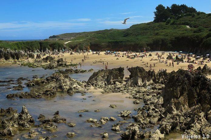 Playa de Toró, las mejores playas y pueblos de Asturias
