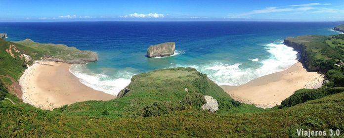 Las playas más bonitas de Asturias