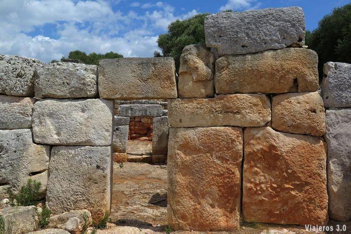 cultura talayótica, qué ver en Menorca