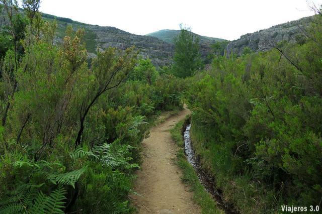 Ruta de senderismo Chorrera de Despeñalagua