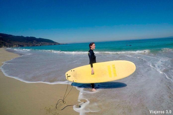 Escuela de Surf en Galicia, Art Surf Camp