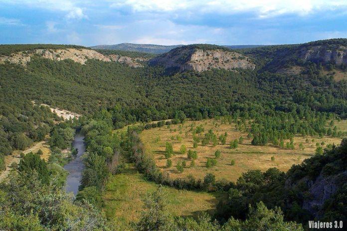 El río Arlanza, lo mejor de la Comarca del Arlanza
