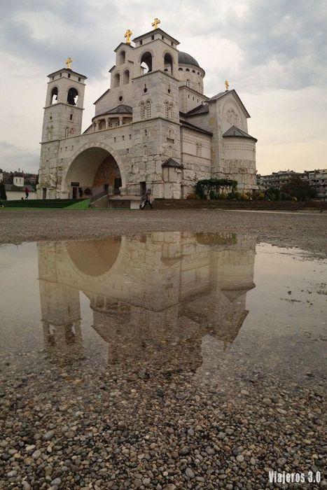 Catedral de Podgorica, guía de Montenegro en una semana
