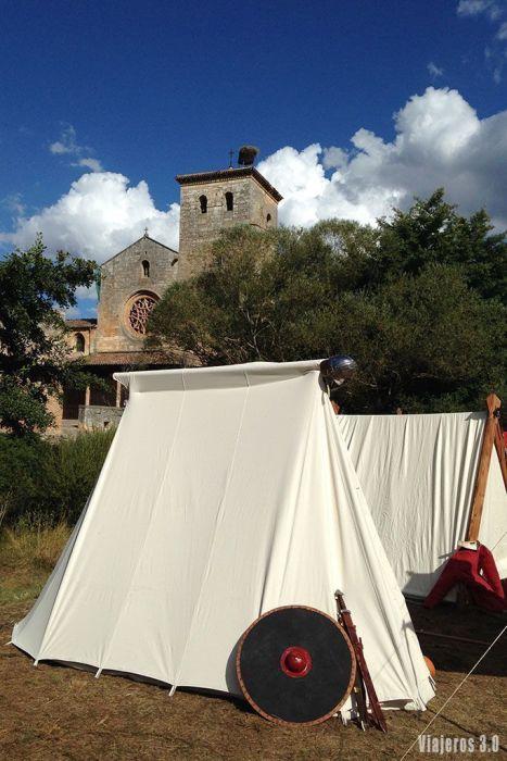 Fiesta Medieval en Covarrubias, que ver en la Comarca del Arlanza