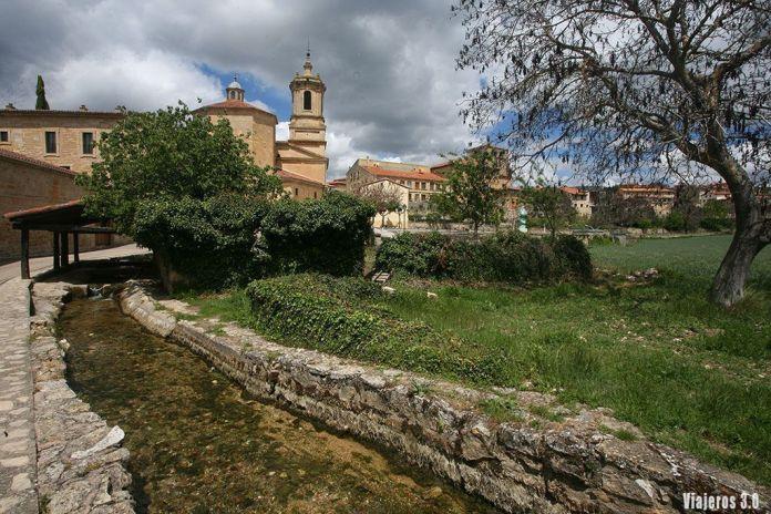 Santo Domingo de Silos en la Comarca del Arlanza