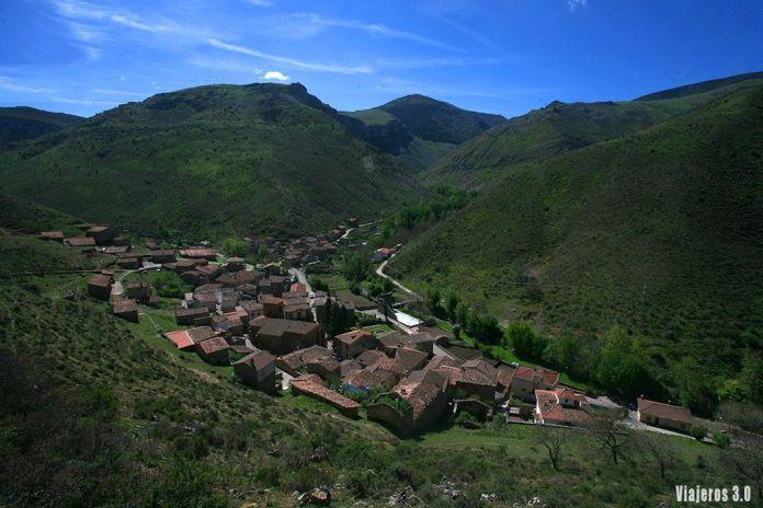 Mirador en Brieva de Cameros, ruta por las 7 Villas