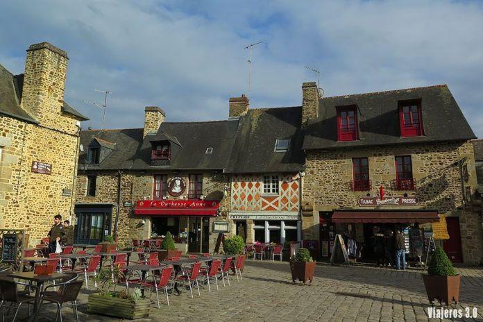 ruta por la Bretaña francesa en 4 días