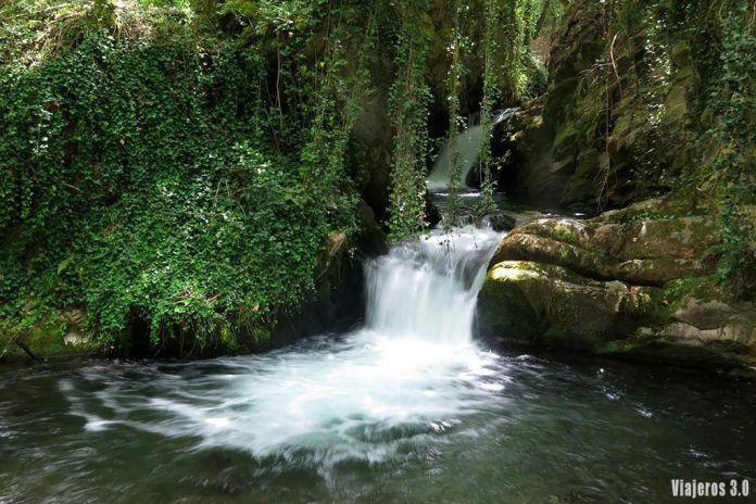 Cascadas de Navares, qué ver en la 7 Villas (Brieva de Cameros)